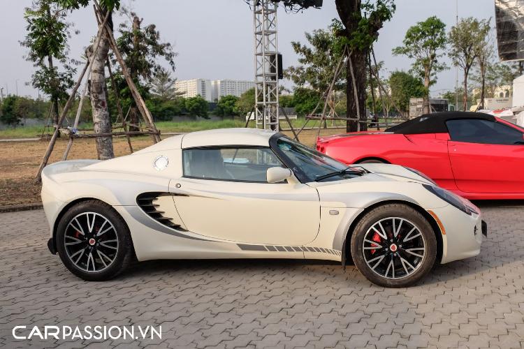 Chi tiet Lotus Elise S2 doc nhat Viet Nam o Sai Gon-Hinh-6