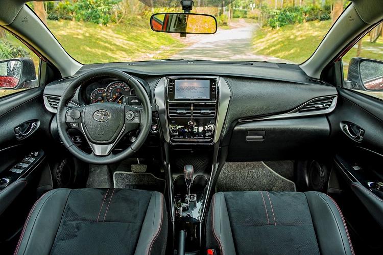 TMV ap dung chinh sach doi xe cu lay Toyota Vios 2021 moi-Hinh-2
