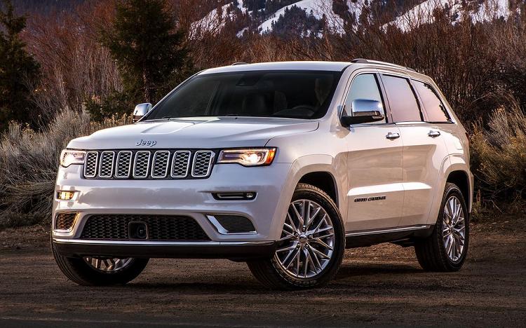 """Cherokee cua Jeep co the phai doi ten vi """"ban quyen"""