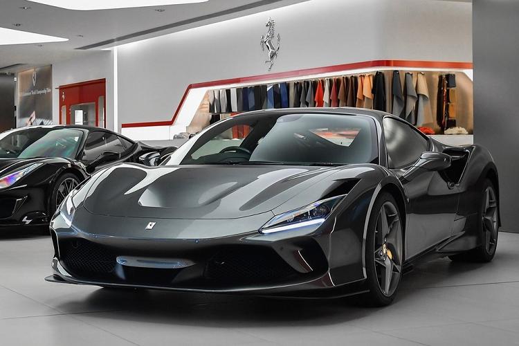 Ferrari o Hong Kong tang gia, SF90 Stradale kenh them 1,7 ty dong-Hinh-2
