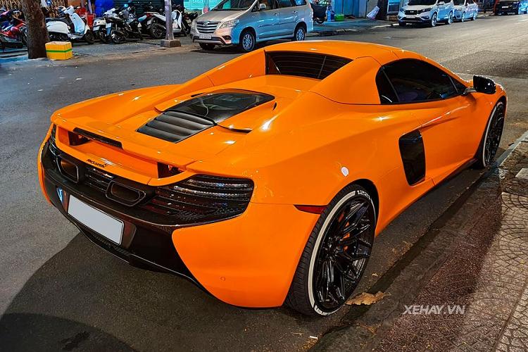 Dai gia Can Tho ban McLaren 650S Spider tro lai Sai Gon-Hinh-5