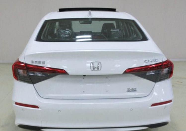 Honda Civic 2022 dang kiem tai Trung Quoc, can ngay ra mat-Hinh-3