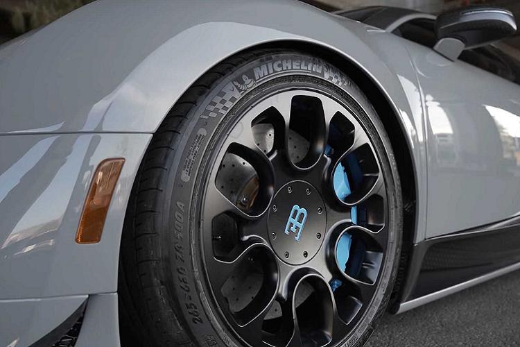 Bugatti Veyron do Mansory