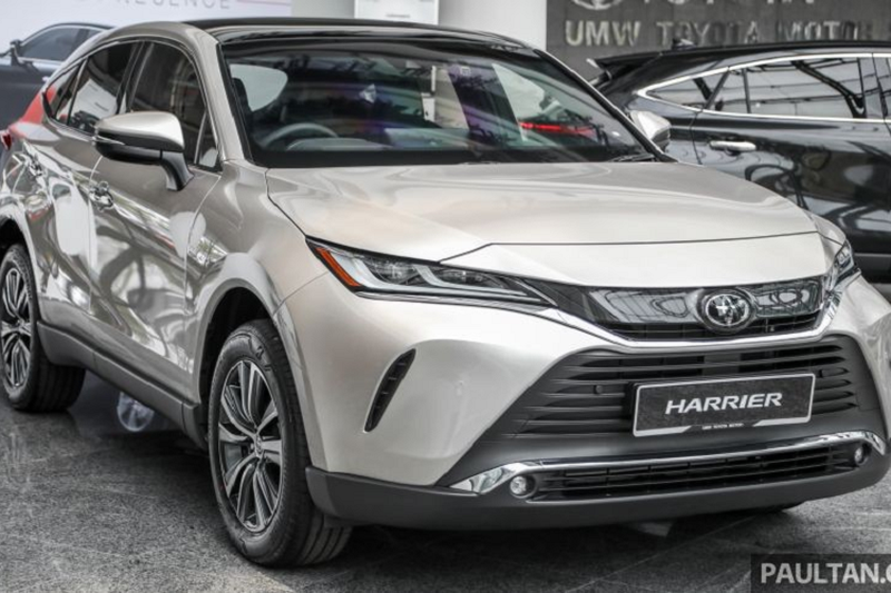 Toyota Harrier 2021 tu 1,39 ty dong Dong Nam A, co ve Viet Nam?-Hinh-13