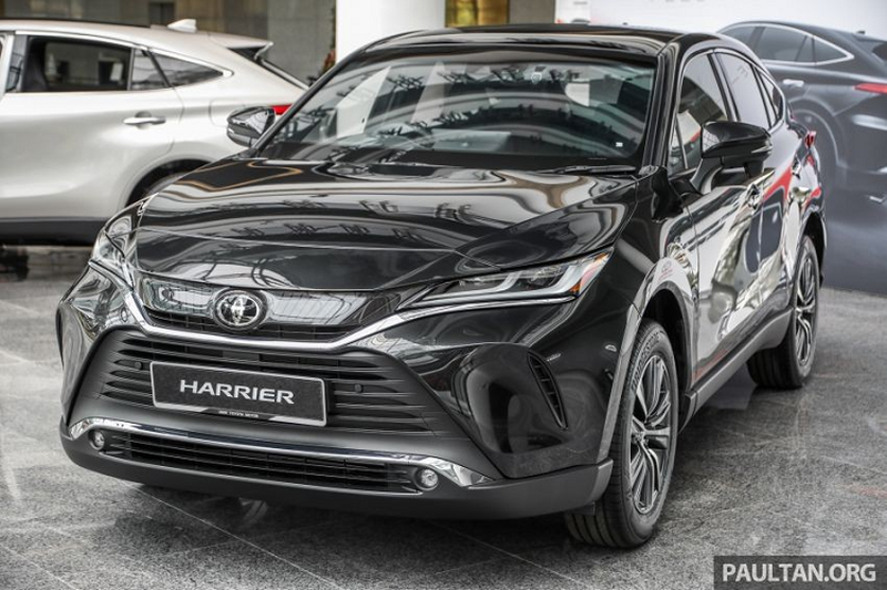 Toyota Harrier 2021 tu 1,39 ty dong Dong Nam A, co ve Viet Nam?-Hinh-14