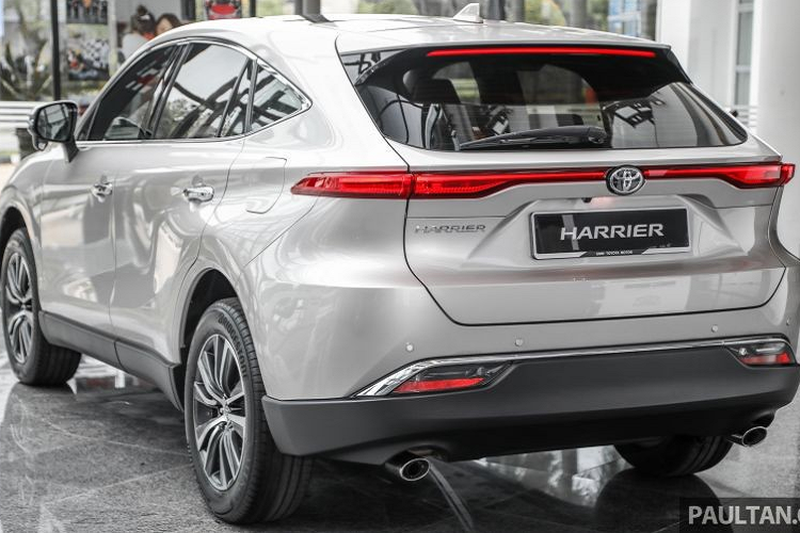 Toyota Harrier 2021 tu 1,39 ty dong Dong Nam A, co ve Viet Nam?-Hinh-5