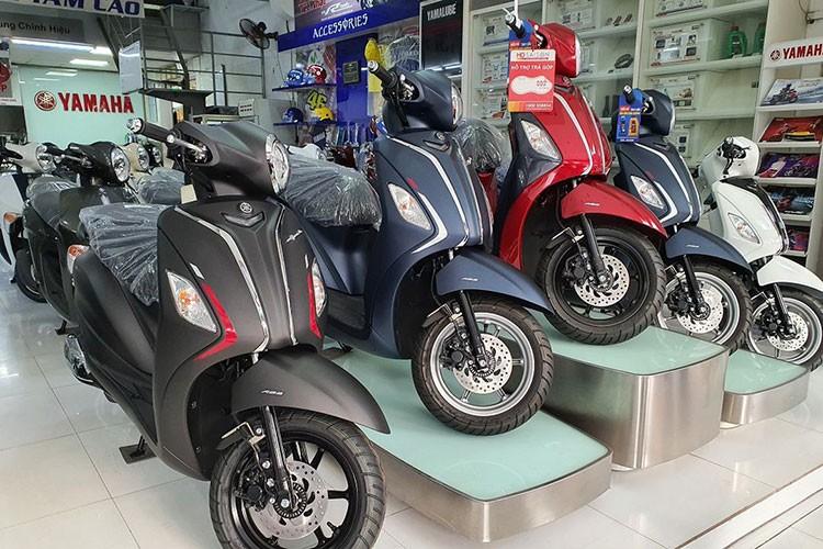 Mau xe may nao tiet kiem nhien lieu so 1 Viet Nam nam 2021?