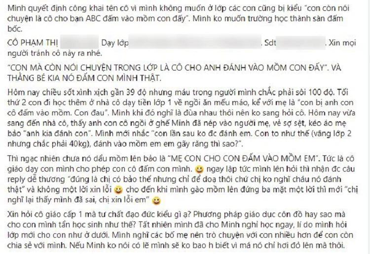 Cho con di hoc them truoc khi vao lop 1, me Ha Noi buc xuc vi dieu nay-Hinh-2