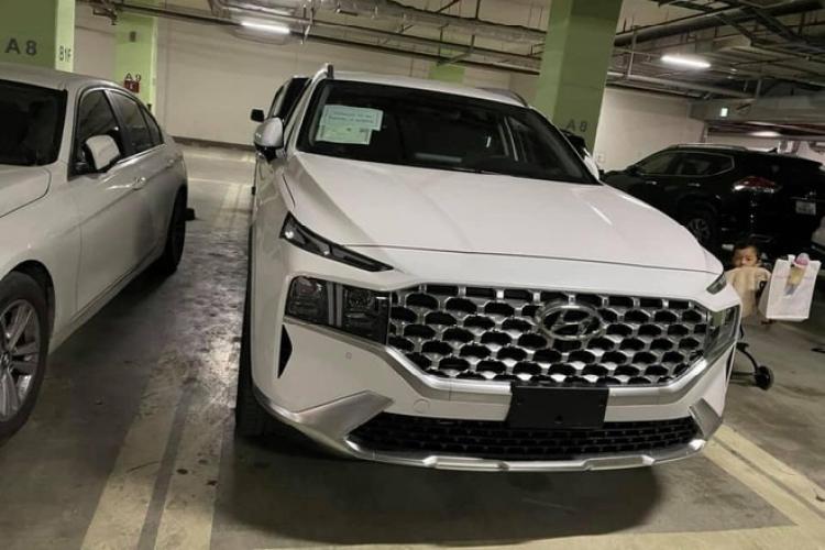 Hyundai SantaFe 2021 da nhan coc tai Viet Nam, cho ra mat-Hinh-2