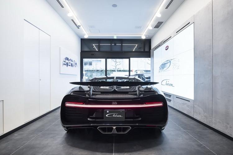 Bugatti mo showroom tai Nhat Ban, dam chat hang sieu xe Phap-Hinh-2