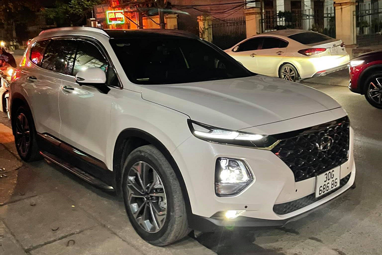 Hyundai SantaFe bien