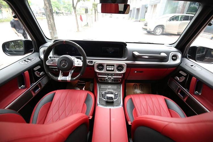 Sau Rolls-Royce Ghost, Ngoc Trinh tau Mercedes-AMG G63 hon 10 ty?-Hinh-4