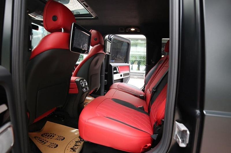 Sau Rolls-Royce Ghost, Ngoc Trinh tau Mercedes-AMG G63 hon 10 ty?-Hinh-5