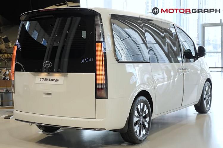 Kham pha tung chi tiet cua MPV Hyundai Staria ban 9 va 11 cho ngoi-Hinh-7