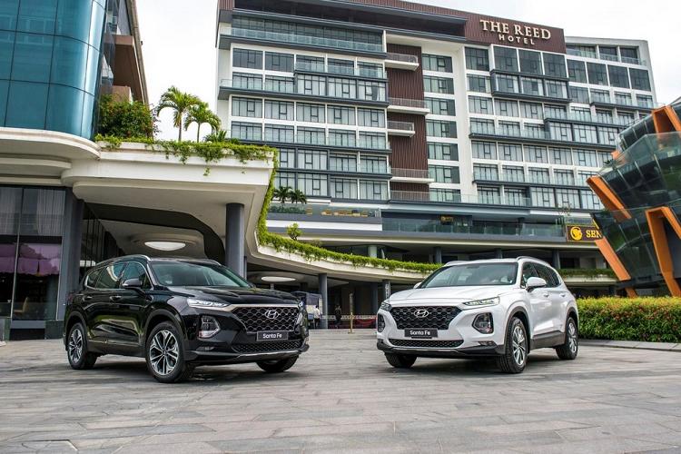 Dai ly bao gia Hyundai SantaFe 2021 cao nhat toi 1,5 ty dong?-Hinh-2