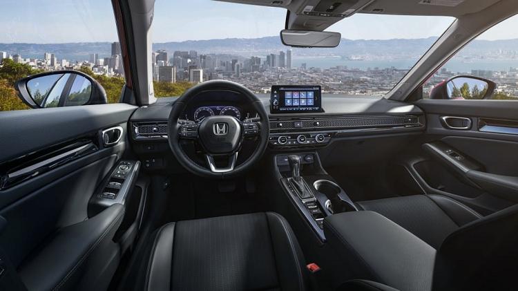 Honda Civic 2022 vua ra mat, sap xuat hien tai Viet Nam-Hinh-3
