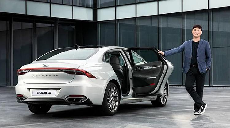 Sedan hang sang Hyundai Grandeur 2022 moi chinh thuc lo dien-Hinh-3