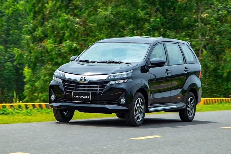 Gan 3.300 xe Toyota Avanza va Rush dinh loi tai Viet Nam
