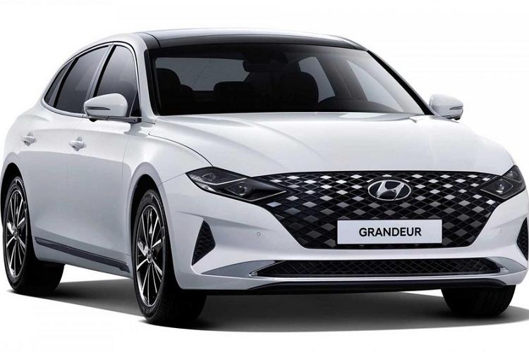 Chi tiet Hyundai Grandeur 2021 hang sang moi, tu 649 trieu dong