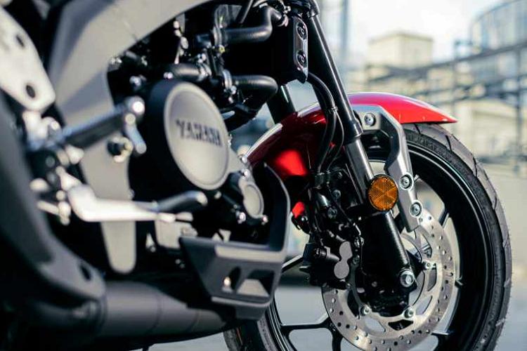Yamaha XSR 125 2021 vua ra mat, gan 150 trieu dong-Hinh-5