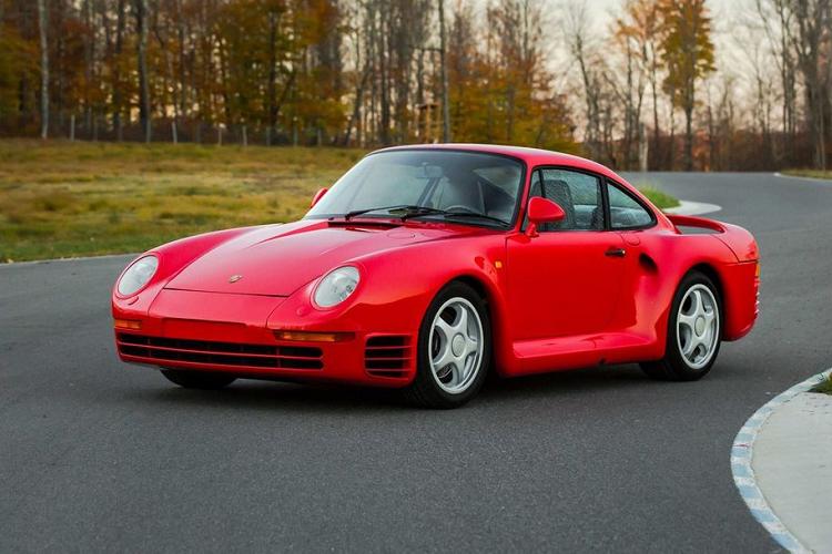 """Ty phu Bill Gates dich thi """"fan ruot"""" thuong hieu Porsche-Hinh-4"""