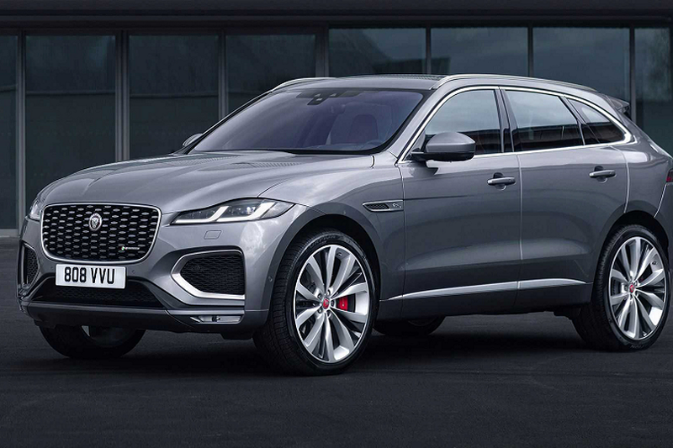Jaguar XF va F-Pace 2021 moi