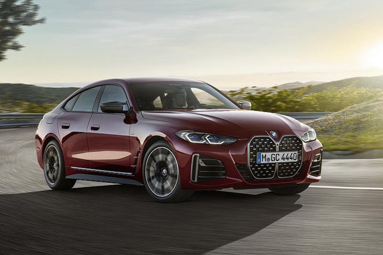 BMW 4 Series Gran Coupe 2022 moi, tu 1,3 ty dong tai My