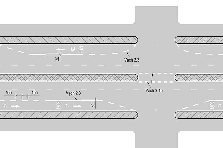 Nhan biet loai 8 vach ke duong de lai xe tranh bi phat tien-Hinh-7