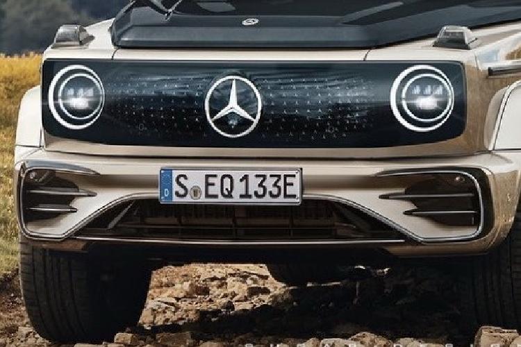 Mercedes-Benz EQG -