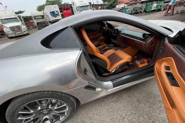 """Ngam """"nhan sac"""" sieu xe Ferrari 599 GTB cua dai gia Hai Phong-Hinh-5"""