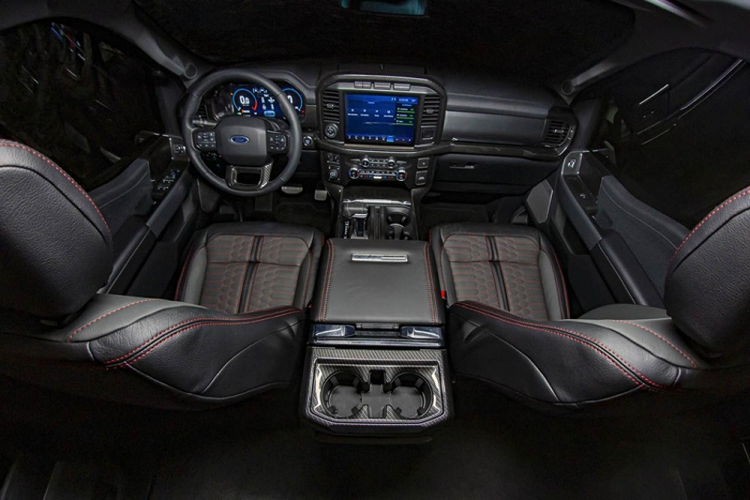Ford Shelby F-150 2021 - sieu ban tai hoan hao gioi han 600 chiec-Hinh-3