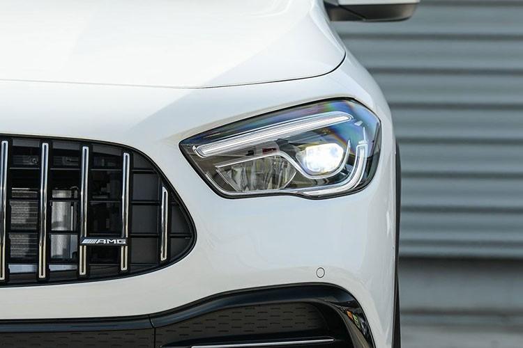 Mercedes-Benz GLA 2021 tu 1,5 ty dong tai Thai, som ve Viet Nam-Hinh-3