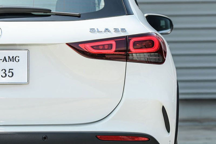 Mercedes-Benz GLA 2021 tu 1,5 ty dong tai Thai, som ve Viet Nam-Hinh-4