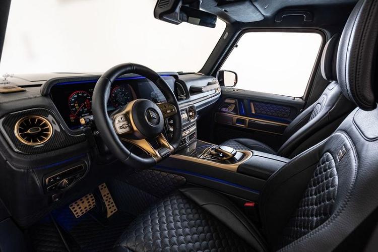 "Mercedes-AMG G63 do Brabus ""kenh"
