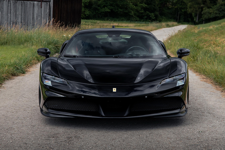 Ferrari SF90 Stradale manh hon 1.000 ma luc nho hang do Novitec-Hinh-5