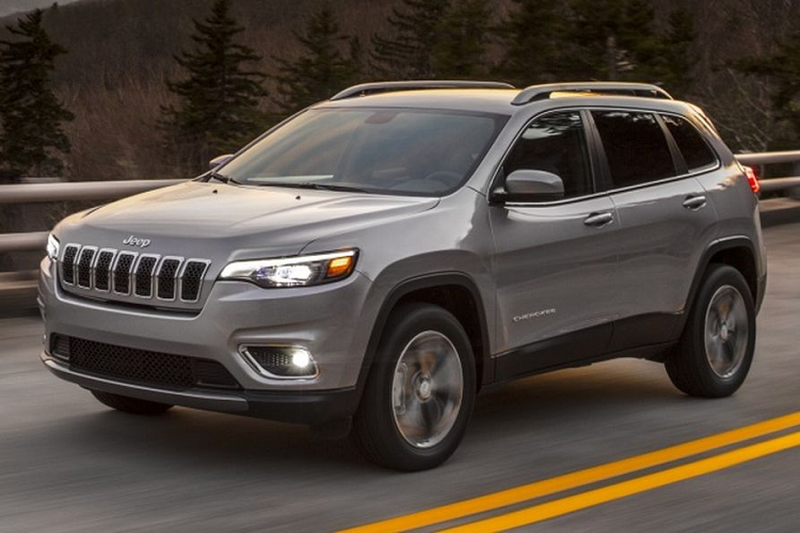 Can canh Jeep Cherokee 2021 sap ra mat Viet Nam, duoi 2 ty dong?