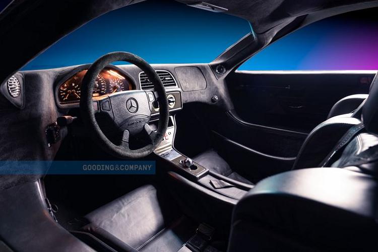 Mercedes-Benz CLK GTR doi 1998 nay chao ban toi 230 ty dong-Hinh-3