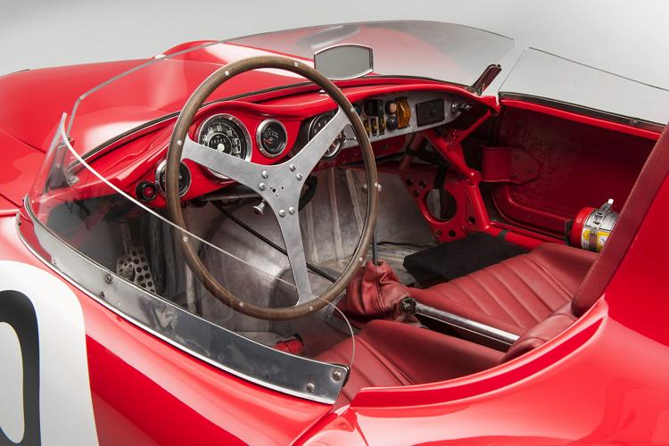 "Skoda 1100 OHC 1957 – huyen thoai ""lo hen"" 24 Hours of Le Mans-Hinh-5"