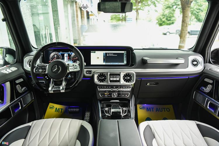 Can canh Mercedes-AMG G63 mau dac biet, hon 11 ty tai Ha Noi-Hinh-4