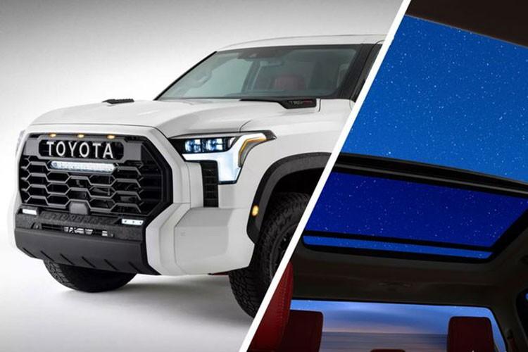 Toyota Tundra 2022 moi lo dien hang loat trang bi hap dan-Hinh-2