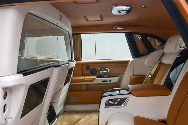 Rolls-Royce Phantom trieu do dac biet nay sap ve tay dai gia Viet-Hinh-3