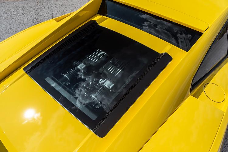 Sieu xe Lamborghini Gallardo so san 240.000 USD, dat hon Huracan-Hinh-10