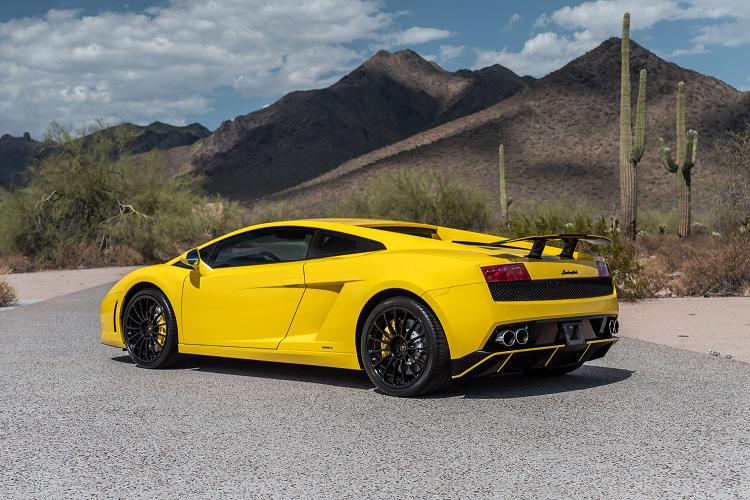 Sieu xe Lamborghini Gallardo so san 240.000 USD, dat hon Huracan-Hinh-5