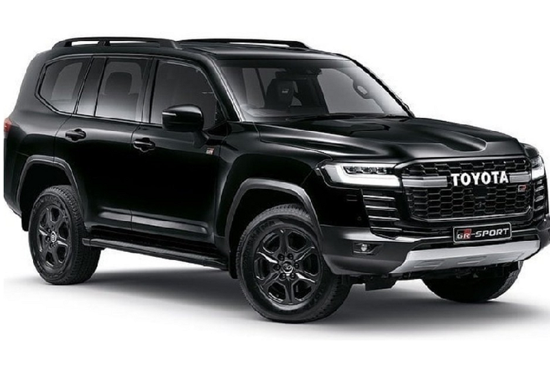 Toyota Land Cruiser 300 GR-S 2022 the thao, tu hon 2 ty dong