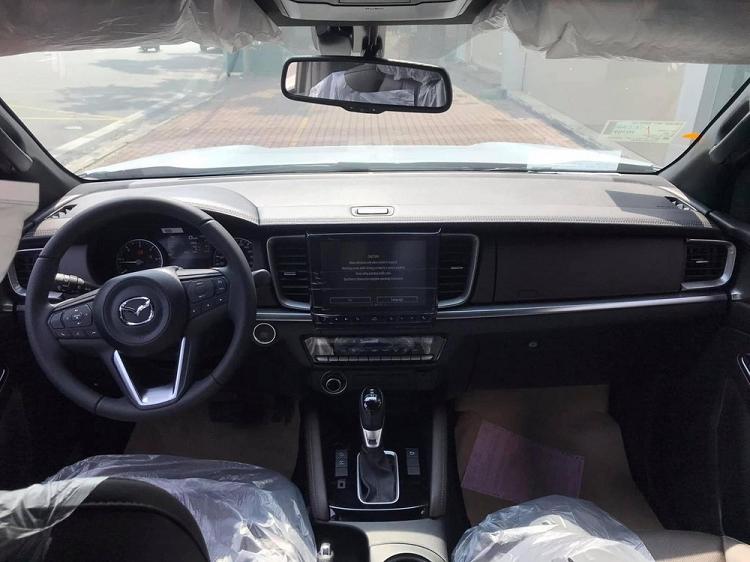 Mazda BT-50 2021 ve Viet Nam, tang cao nhat 145 trieu dong?-Hinh-3