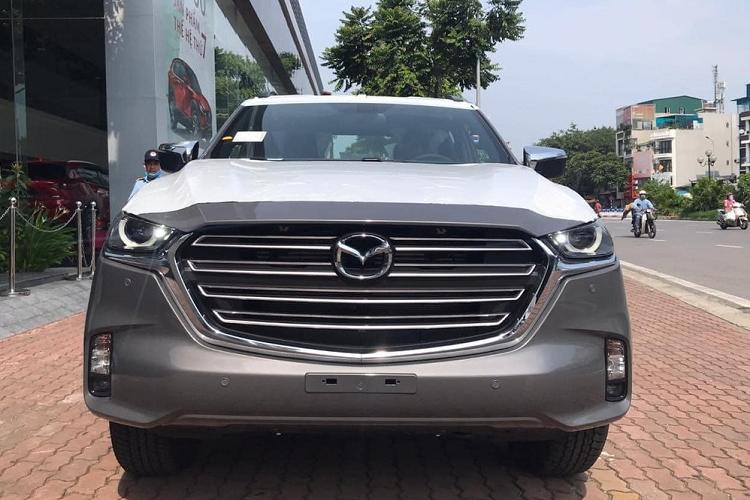 Mazda BT-50 2021 ve Viet Nam, tang cao nhat 145 trieu dong?