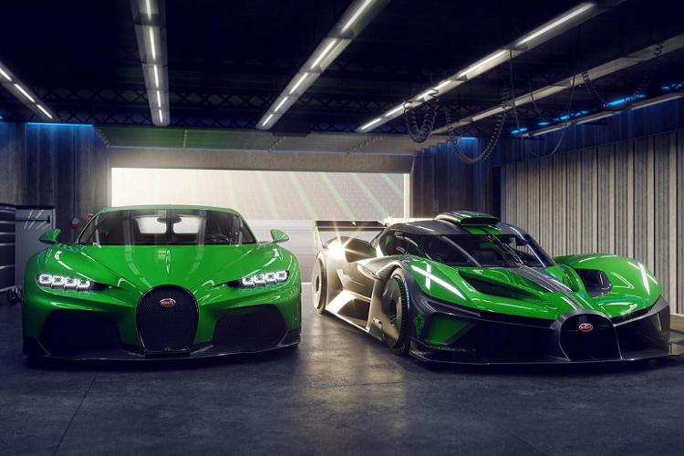 Bugatti se san xuat 40 xe Bolide, gia ban 107 ty dong-Hinh-2