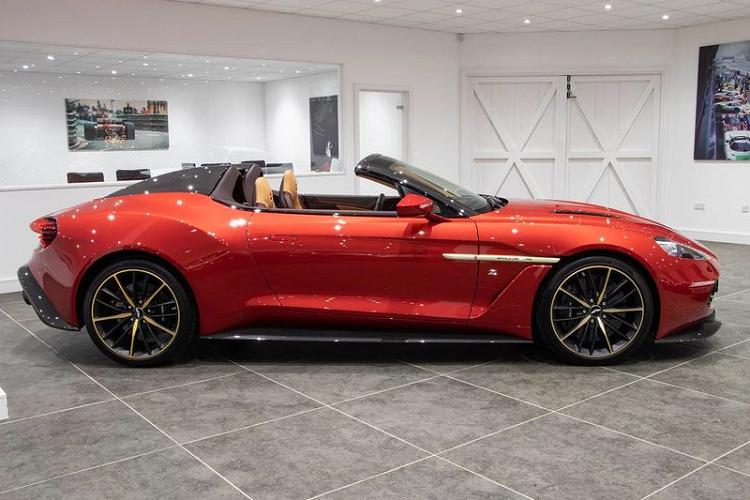 "Aston Martin Vanquish Zagato Speedster ""hang luot"" gan 27 ty dong-Hinh-8"