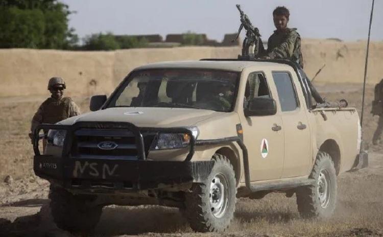 Gan 65.000 xe Ford Ranger va Humvee cua My bi bo lai Afghanistan