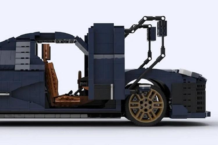 Sieu xe dien Rimac Nevera duoc lam tu hon 2.000 manh ghep Lego-Hinh-4